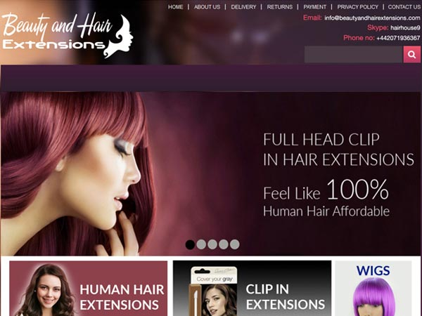 Beauty and Hairextensions